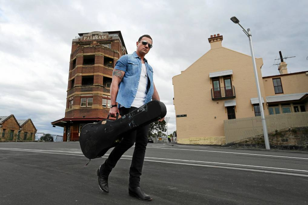Shannon Noll is back on the road for Great Southern Nights.
