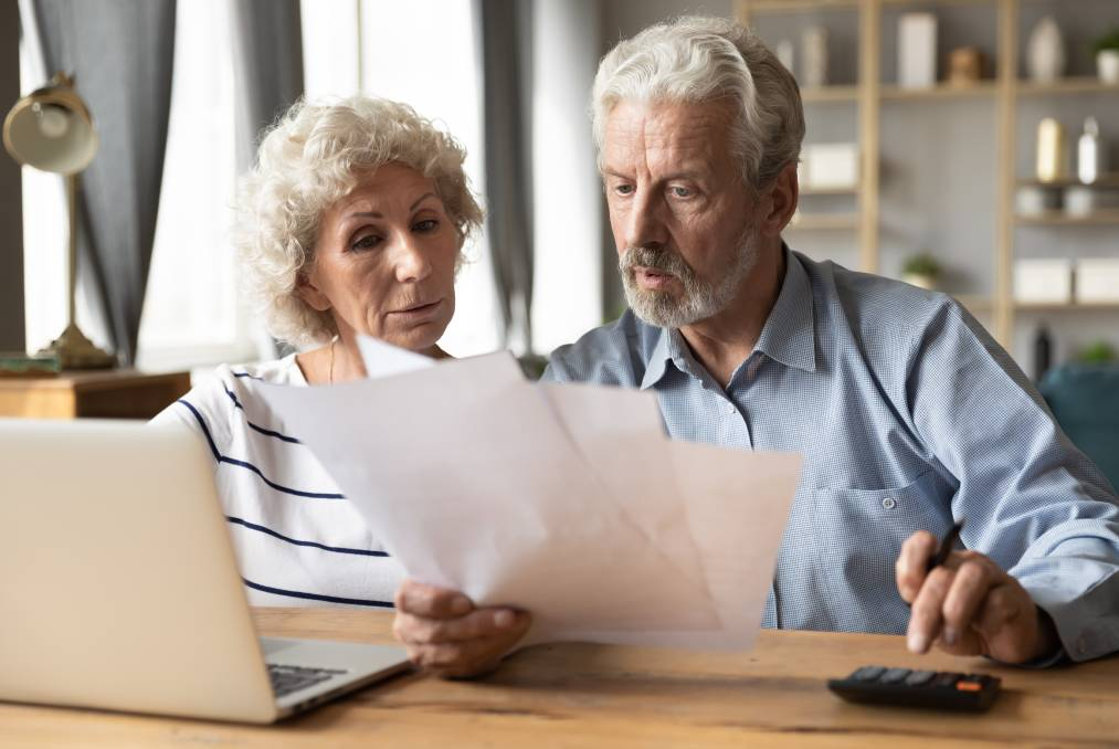 Most retirees are unaware of the tricks and traps of the age pension. Picture: Shutterstock