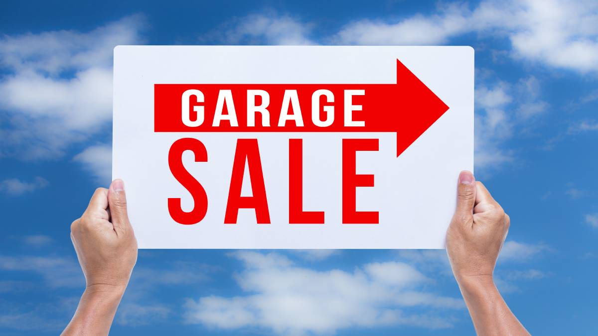 Disclaimer: Garage sale listings are based on the latest information available at the time of publishing. Please follow advice from government authorities on social, business, travel and other restrictions to help keep yourself and others safe. ACM takes no responsibility for any consequences arising from these listings.