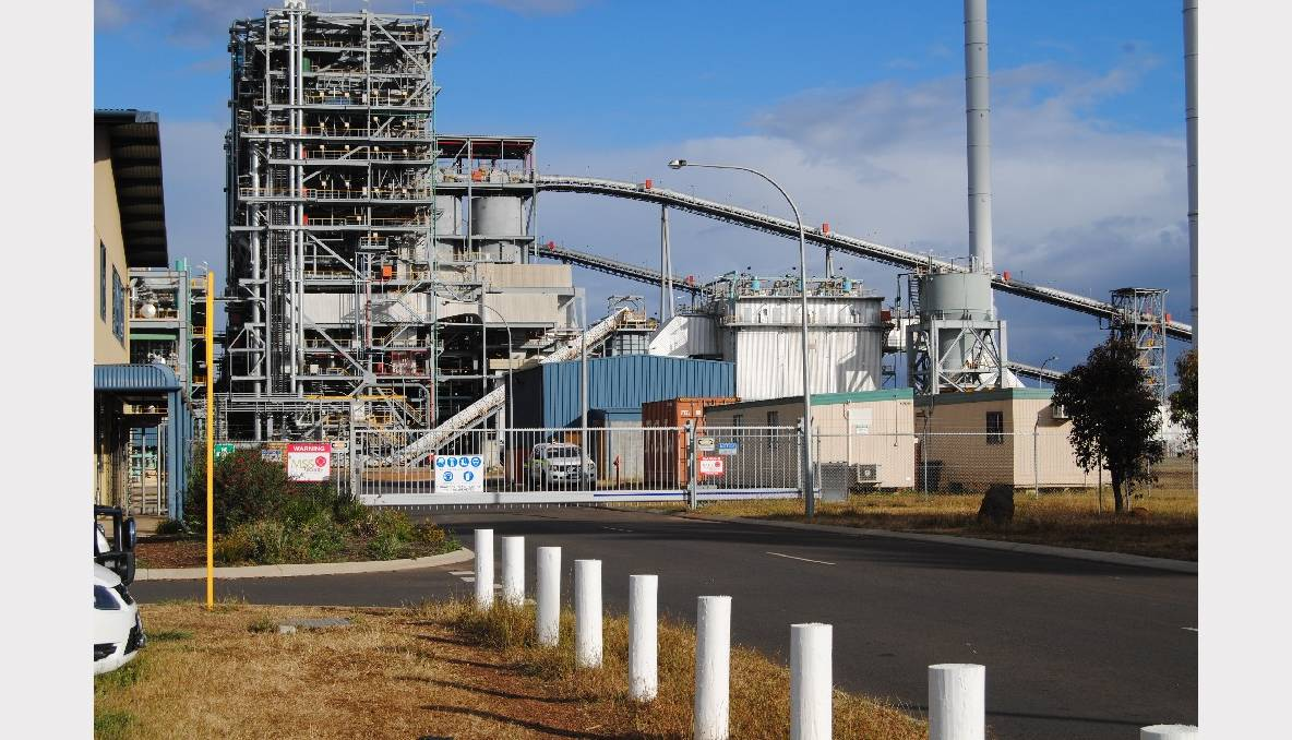 SOLD: after years of painful negotiations, the Bluewaters power stations have been sold.